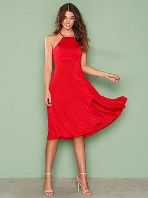 Midi Slit Dress - Cocktailklänning