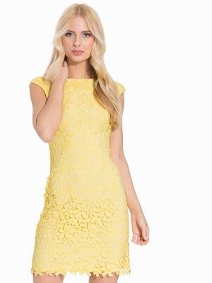 Montague Dress Daffodil - Cocktailklänning