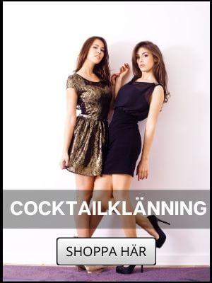 Cocktailklänningar