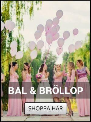 Klänningar för bal och bröllop